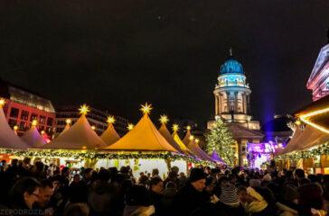 bożonarodzeniowe jarmarki Berlin