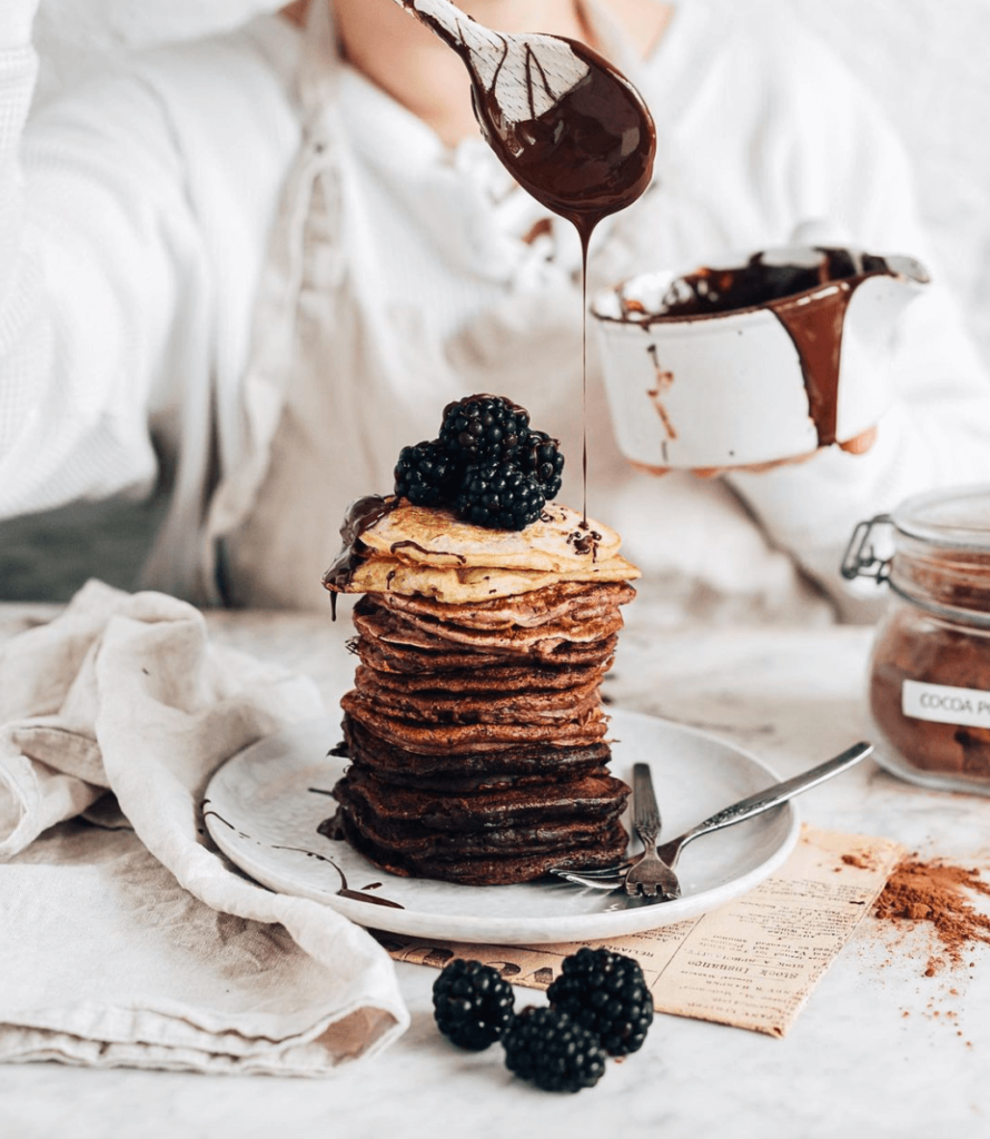 fotografia lifestyle pancake